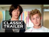 Bill & Ted's Excellent Adventure (1989) - Trailer movie trailer video