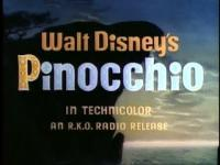 Pinocchio (1940) - Trailer movie trailer video