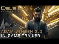 Deus Ex: Mankind Divided - Game Trailer