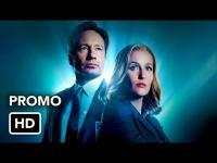 Fox's The X-Files Season 10 / X-Files Revival - David Duchovny Promo Teaser movie trailer video