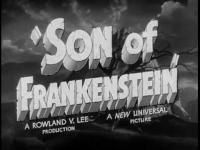 Son of Frankenstein (1939) - Trailer movie trailer video