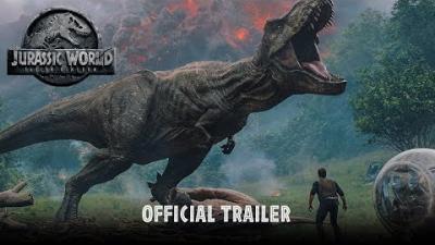 Jurassic World: Fallen Kingdom (2018) movie trailer video