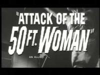 Attack of the 50 Foot Woman (1958) - Trailer movie trailer video