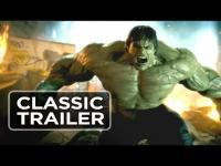 The Incredible Hulk (2008) - Trailer movie trailer video