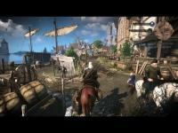 The Witcher 3: Wild Hunt - 35 Minute Gameplay (Game) movie trailer video